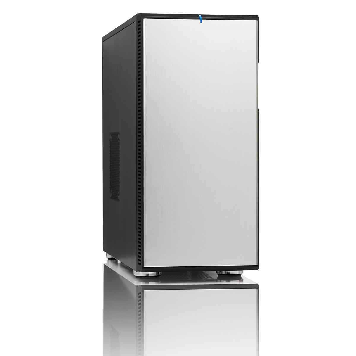 Boîtier PC Fractal Design Define R3 USB 3.0 Silver Arrow Boîtier Moyen Tour Argent/Noir