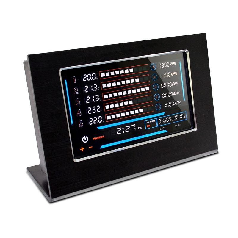 Rhéobus NZXT Sentry LXE Rhéobus externe à écran LCD tactile (pour 5 ventilateurs)