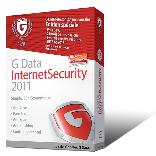 G DATA Antivirus + Internet Security 2018 Full Crack