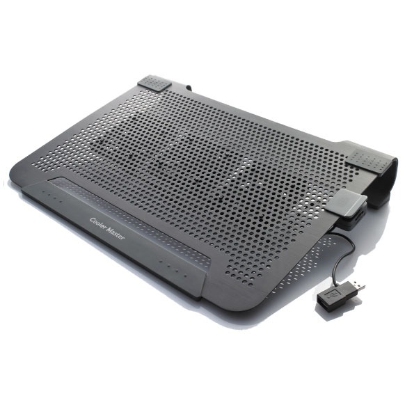 cooler master notepal u3 r9 nbc 8pck gp achat vente ventilateur pc portable sur. Black Bedroom Furniture Sets. Home Design Ideas
