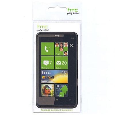 Film protecteur téléphone HTC SP P410  Lot de 2 Ecrans de protection pour HTC 7 Trophy