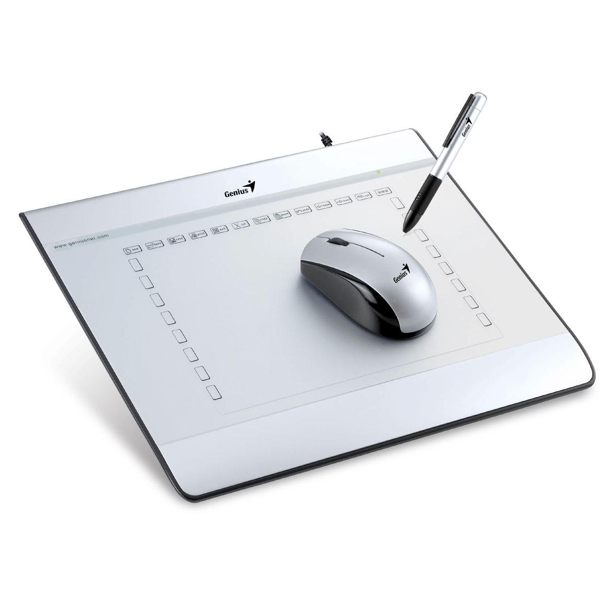 Tablette graphique Genius MousePen i608 Genius MousePen i608 - A5 (PC/Mac)