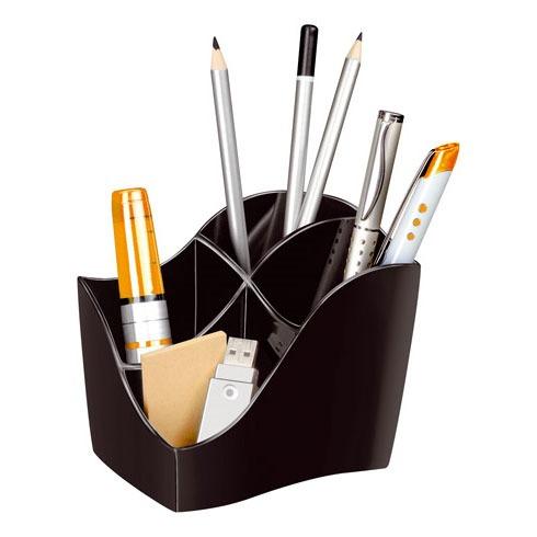 Pot à crayon CEP Multipot ISIS noir - Pot à crayon CEP Multipot ISIS noir - Pot à crayon
