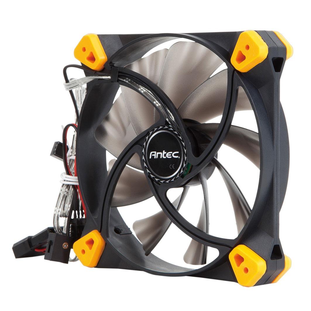 Ventilateur boîtier Antec TrueQuiet 120 Ventilateur de boîtier silencieux 120 mm à 2 vitesses