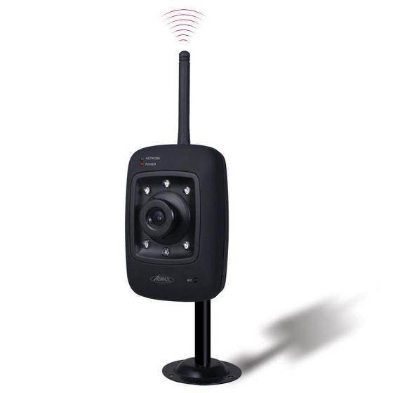 Caméra IP Advance WB-IP02W Advance WB-IP02W - Caméra IP sans fil (Ethernet / Wi-Fi b/g)