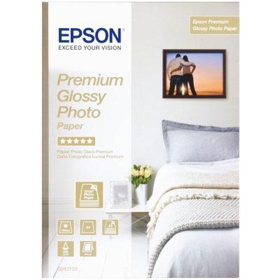 Papier imprimante Epson Papier glacé qualité photo Premium Epson C13S042155 - Papier glacé qualité photo Premium A4 255 g/m² (15 feuilles)