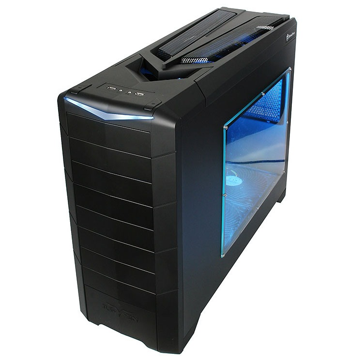 silverstone raven 2 evolution noir bo tier pc silverstone sur ldlc. Black Bedroom Furniture Sets. Home Design Ideas