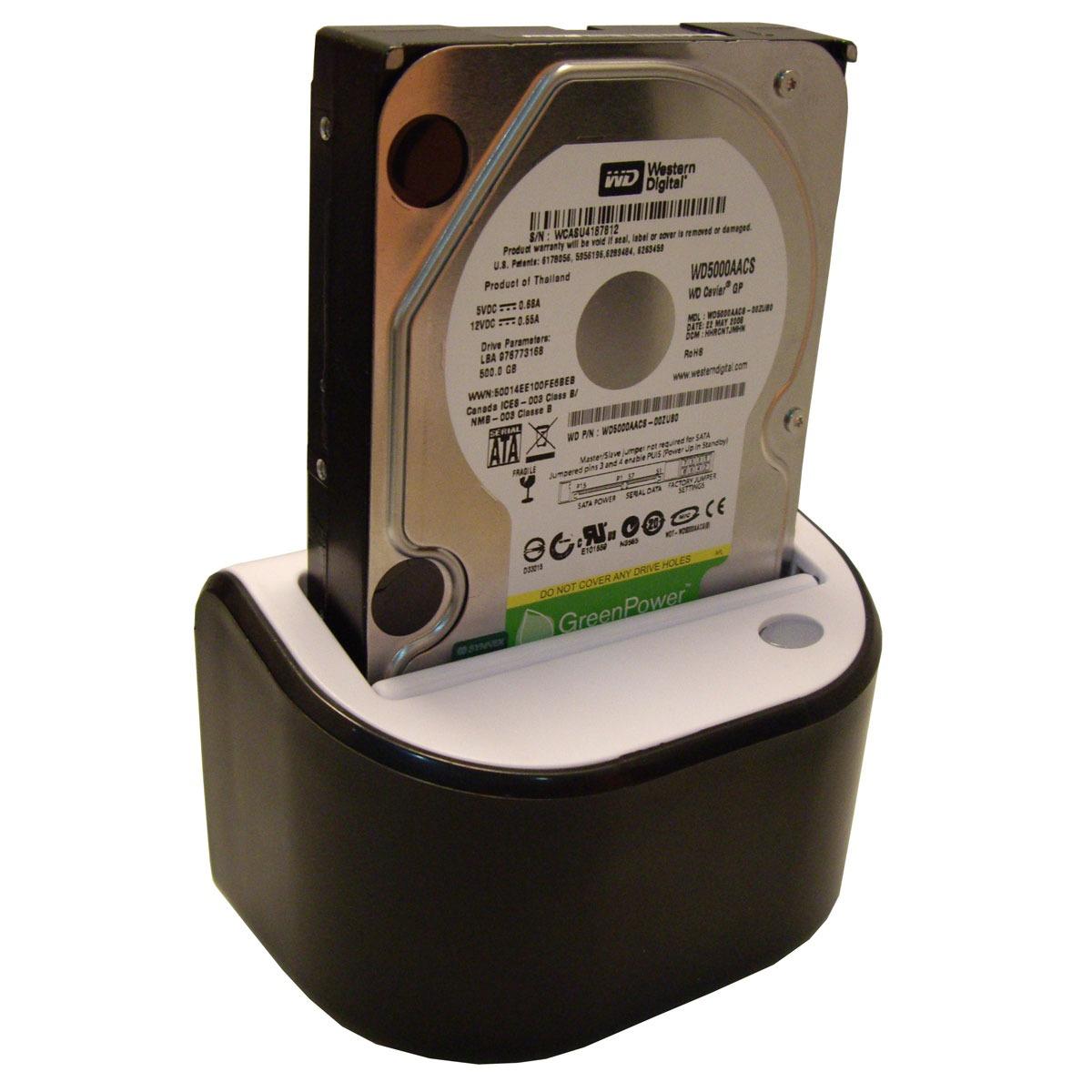 station d 39 accueil pour disque dur usb 3 0 accessoires disque dur g n rique sur ldlc. Black Bedroom Furniture Sets. Home Design Ideas