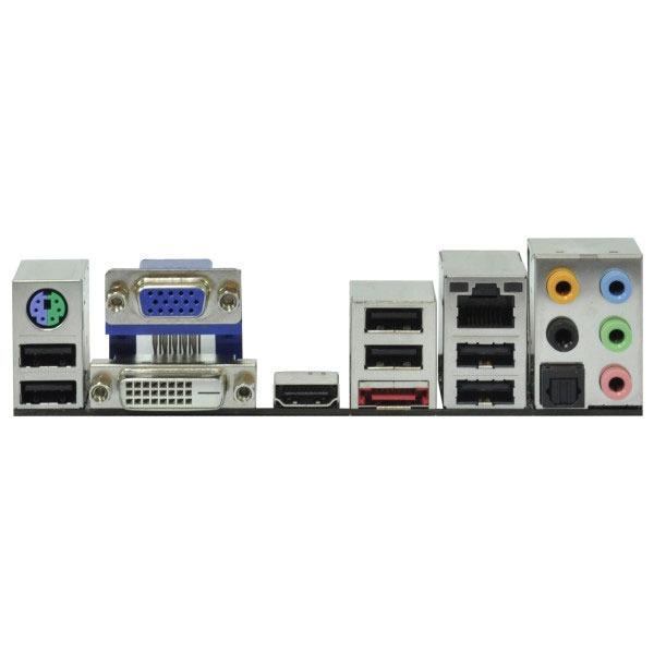 Carte mère ASRock EM350M1 Carte mère Mini ITX avec processeur AMD E350 (AMD Hudson M1)