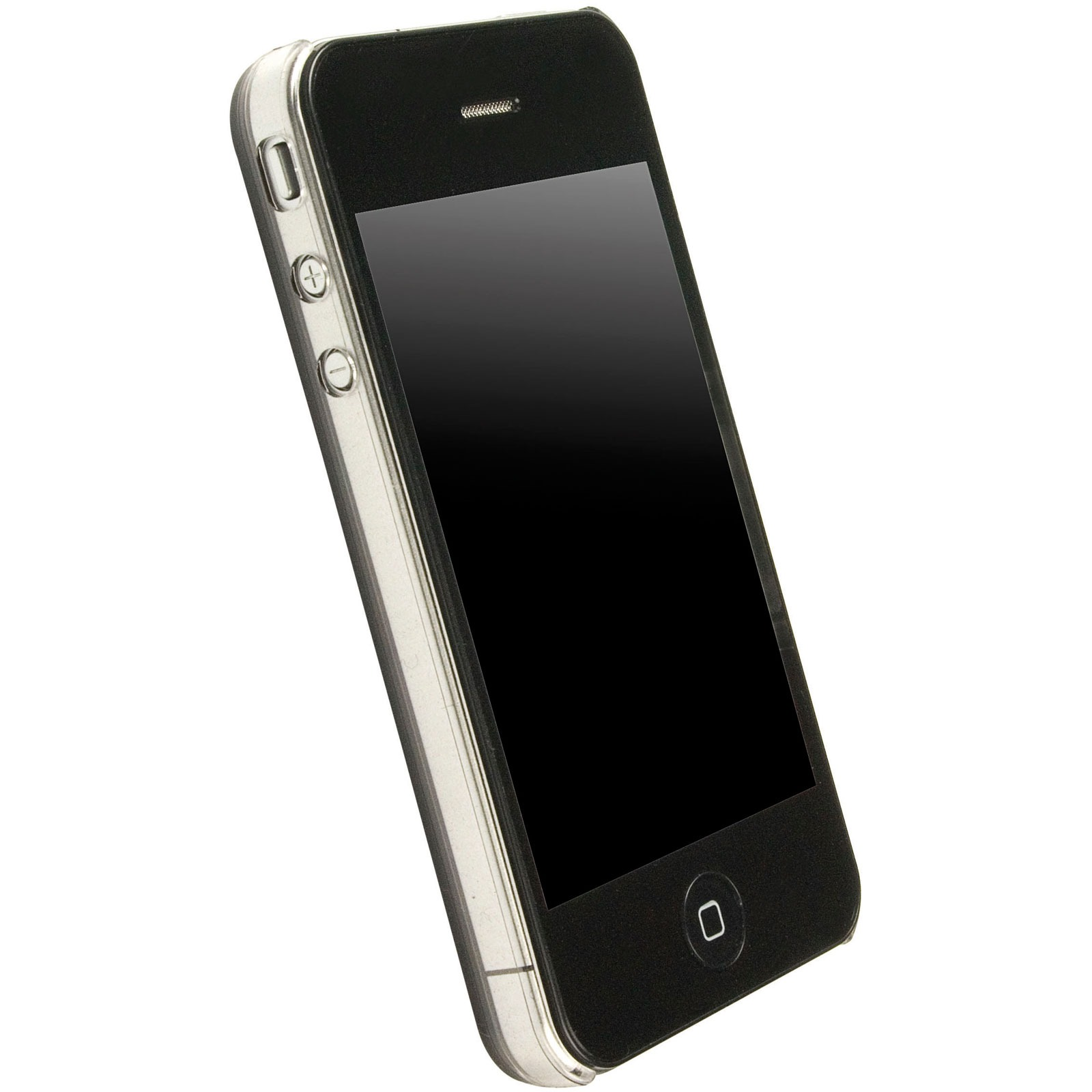 Etui téléphone Krusell Luna Undercover Marron Krusell Luna Undercover Marron - Coque pour iPhone 4 aspect cuir