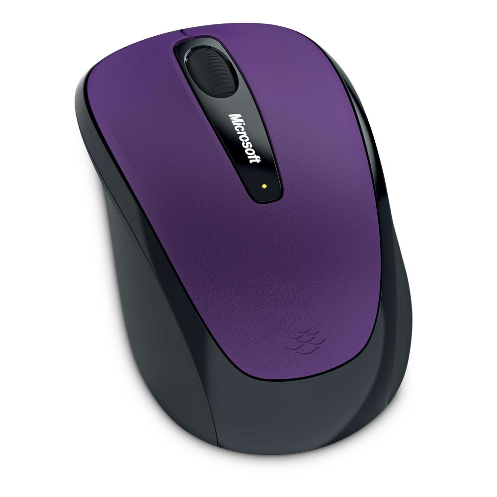 microsoft wireless mobile mouse 3500 violet souris pc. Black Bedroom Furniture Sets. Home Design Ideas