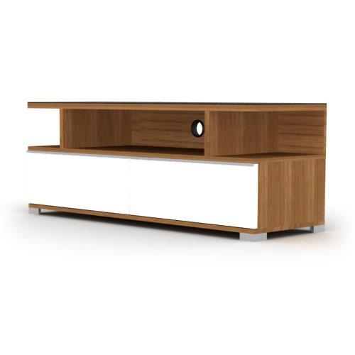Elmob pardus pr 140 03 milas meuble tv elmob sur ldlc for Meuble tv pour ecran plat 140 cm