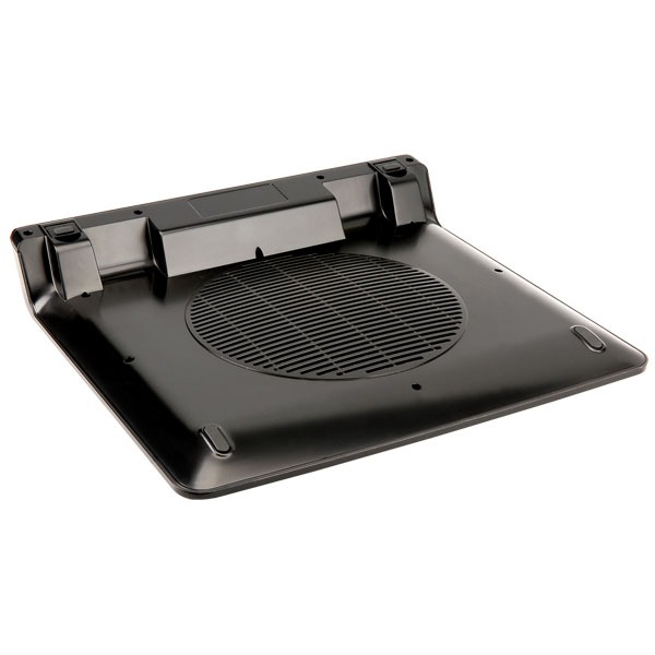 """Ventilateur PC portable Zalman ZM-NC3000S Refroidisseur pour ordinateur portable jusqu'à 17"""" (coloris noir)"""