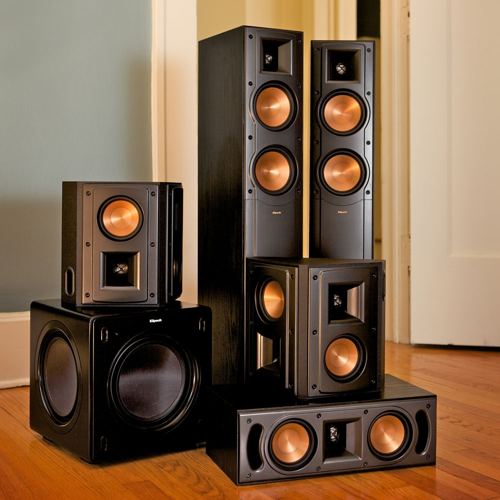 klipsch rs 42 mkii rs42mkii achat vente enceintes. Black Bedroom Furniture Sets. Home Design Ideas