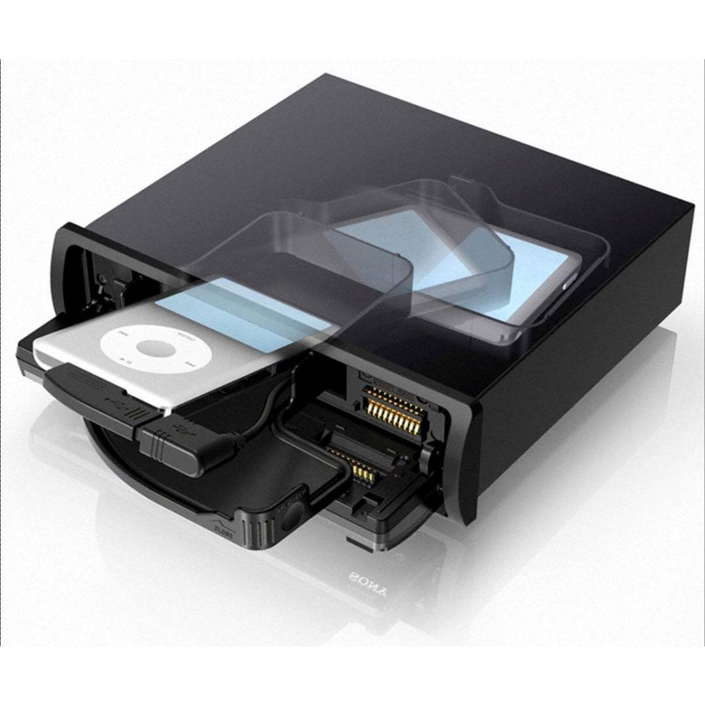 Autoradio Sony DSX-S200X Sony DSX-S200X - Lecteur multimédia avec fonction iPod et USB