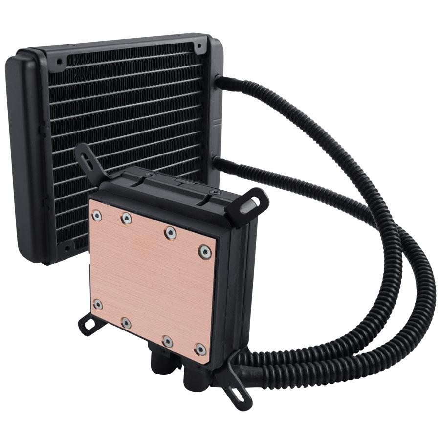 Ventilateur processeur Corsair Hydro Series H60 Kit de refroidissement pour processeur