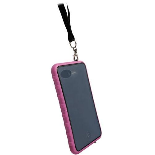 Etui téléphone Krusell Sealabox Rose Krusell Sealabox Rose - Boîtier étanche pour smartphone