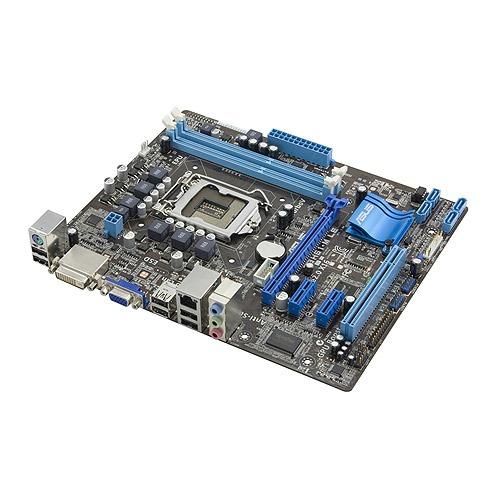 Carte mère ASUS P8H61-M LE (REV 3.0) Carte mère Micro ATX Socket 1155 Intel H61 Express (garantie 3 ans)