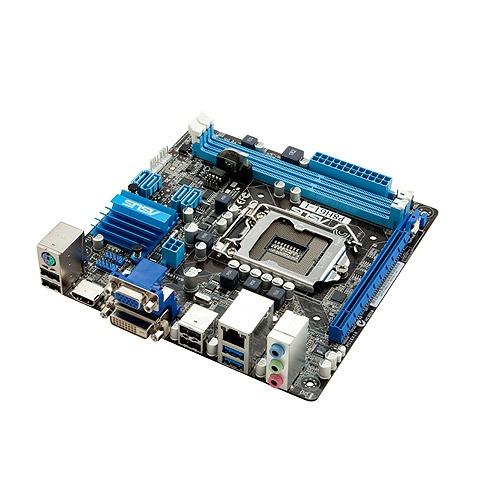 Carte mère ASUS P8H61-I (REV 3.0) Carte mère Mini ITX Socket 1155 Intel H61 Express (garantie 3 ans)