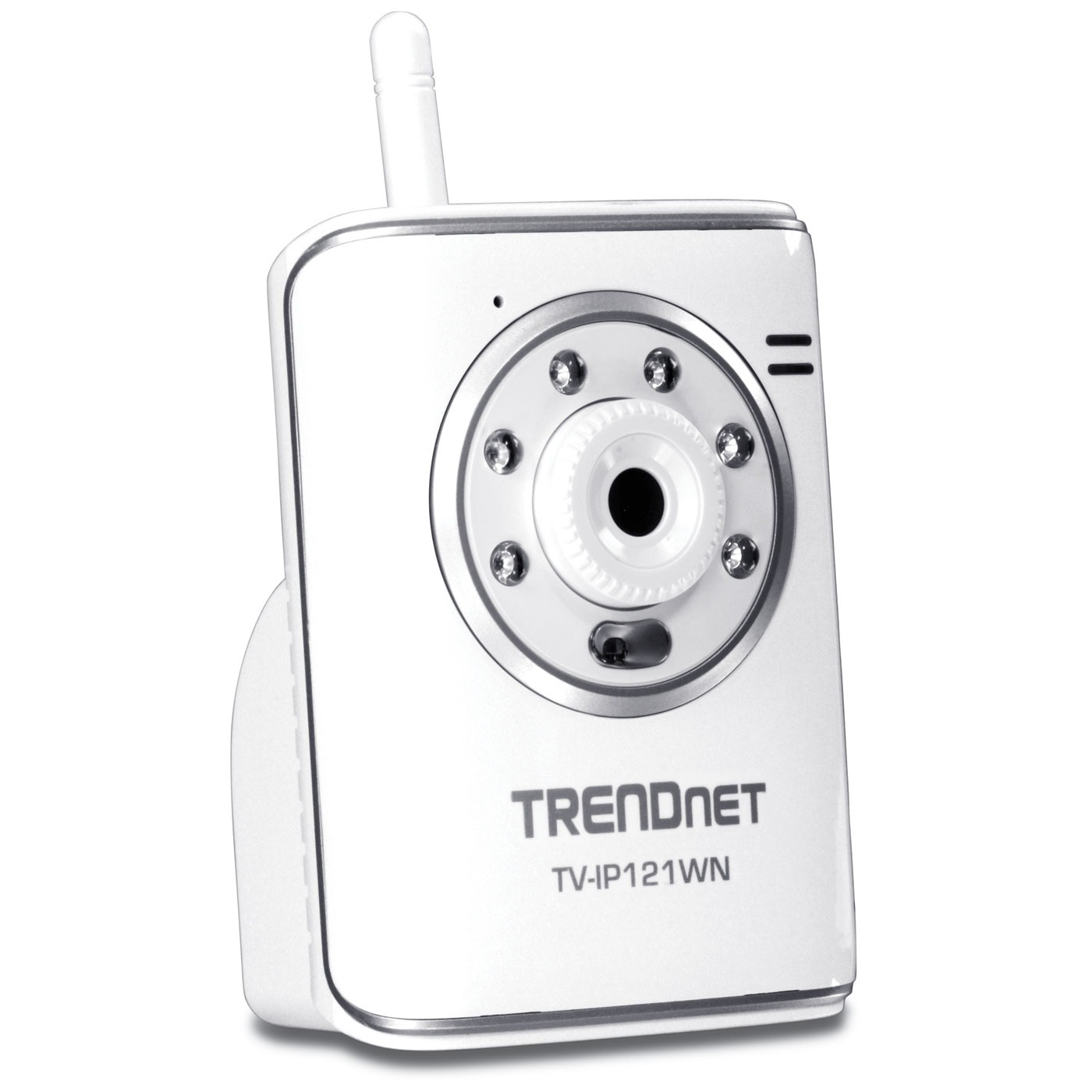 Caméra IP TRENDnet TV-IP121WN TRENDnet TV-IP121WN - Caméra IP jour/nuit WiFi N SecureView