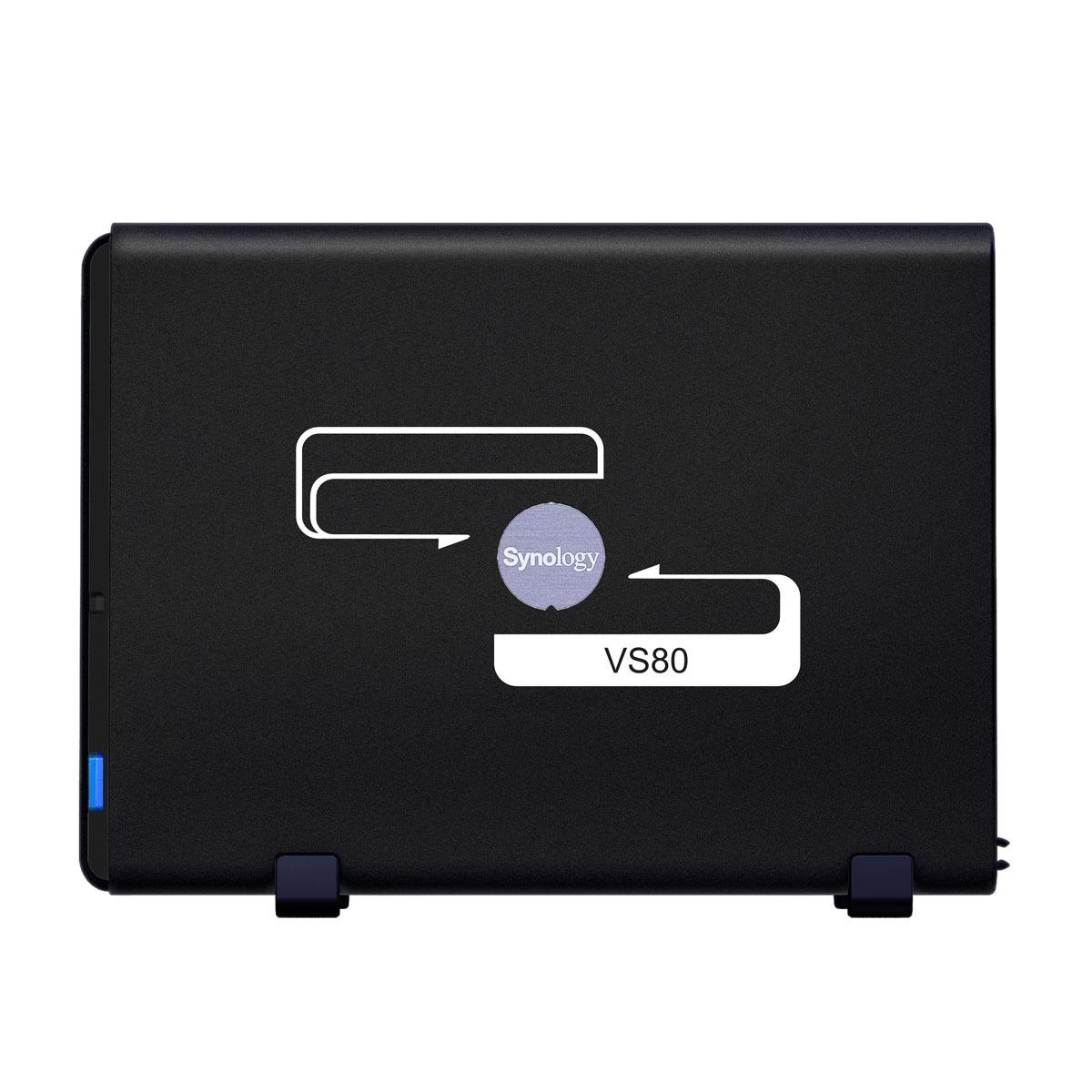 Serveur NAS Synology Visual Station VS80 Système de visualisation de réseau de vidéosurveillance