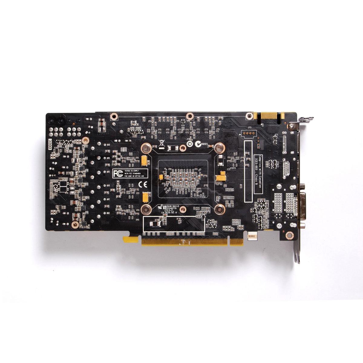 Carte graphique ZOTAC GeForce GTX560 Ti 1GB ZOTAC GeForce GTX560 Ti 1GB - 1024 Mo Dual DVI/HDMI/DisplayPort - PCI Express (NVIDIA GeForce avec CUDA GTX 560 Ti)