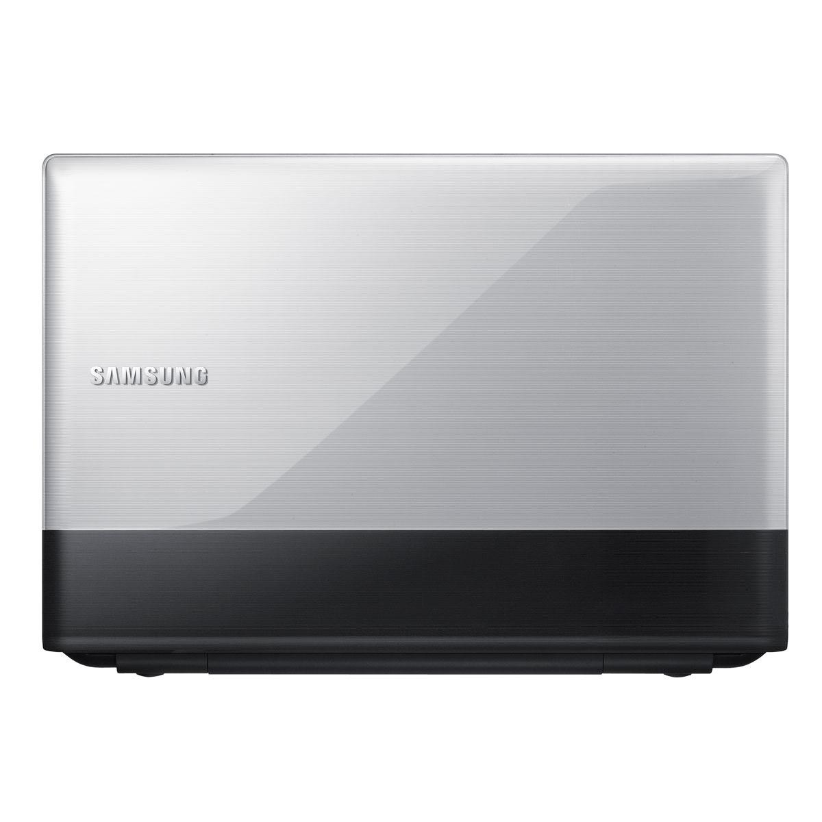 "PC portable Samsung RV511 E7P-C3380 Samsung RV511 E7P-C3380 - Intel Core i3-380M 4 Go 500 Go 15.6"" LED NVIDIA GeForce 315M Graveur DVD Wi-Fi N/Bluetooth Webcam Windows 7 Premium 64 bits"