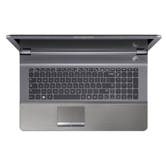 "PC portable Samsung RC720 E7P-C5240 Samsung RC720 E7P-C5240 - Intel Core i5-2410M 4 Go 640 Go 17.3"" LED NVIDIA GeForce GT 520M Graveur DVD Wi-Fi N/Bluetooth Webcam Windows 7 Premium 64 bits"