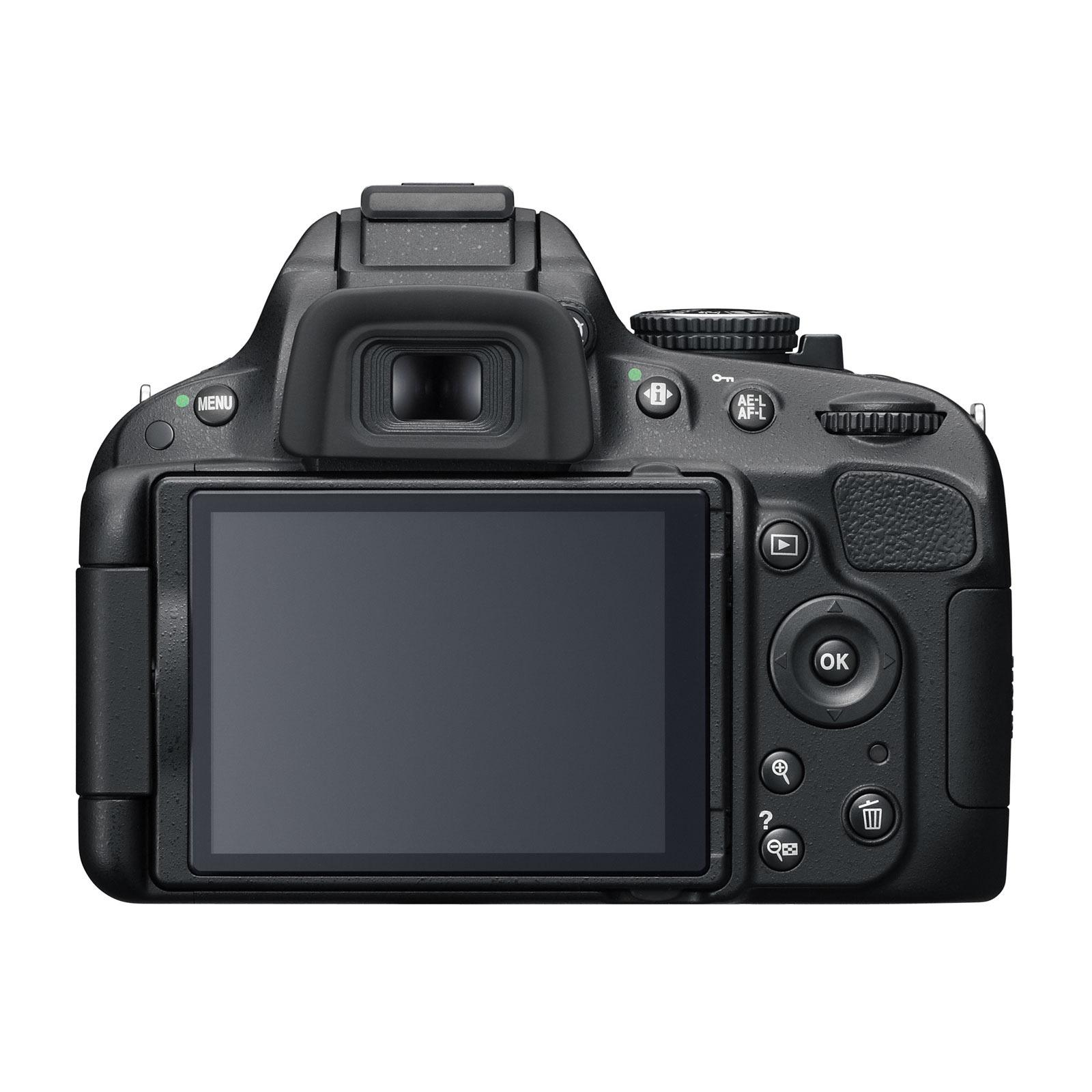 """Appareil photo Reflex Nikon D5100 Réflex Numérique 16.2 MP - Ecran 3"""" - Vidéo Full HD (boîtier nu)"""
