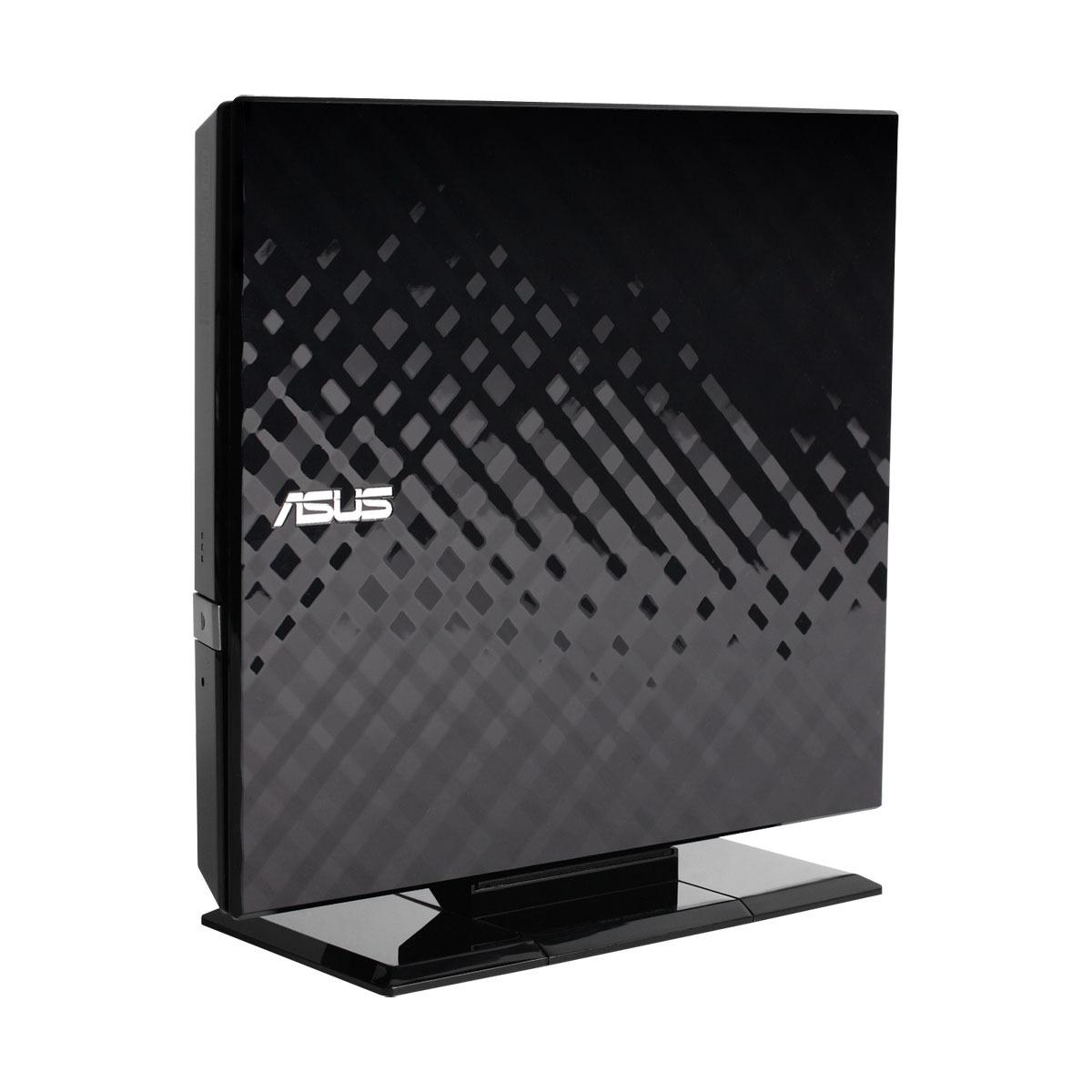 "LDLC.com ASUS Eee PC 1015PN Noir + Graveur DVD externe USB 2.0 Intel Atom Dual-Core N550 1 Go 250 Go 10.1"" LCD NVIDIA ION Graveur DVD externe Wi-Fi N/Bluetooth Webcam Windows 7 Starter"