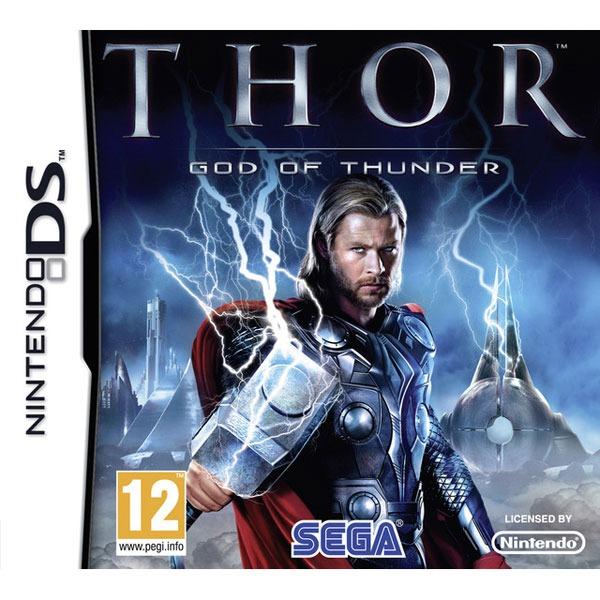 Jeux Nintendo DS Thor : Dieu du Tonnerre (DS) Thor : Dieu du Tonnerre (DS)