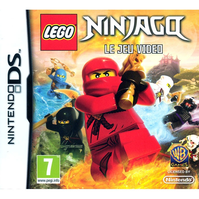 lego ninjago nintendo ds jeux nintendo ds traveller 39 s. Black Bedroom Furniture Sets. Home Design Ideas