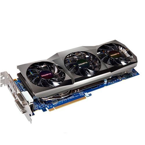 Carte graphique Gigabyte GV-R687OC-1GD - HD 6870 Overclock 1 Go Dual DVI/Dual Mini DisplayPort/HDMI - PCI Express (AMD Radeon HD 6870)