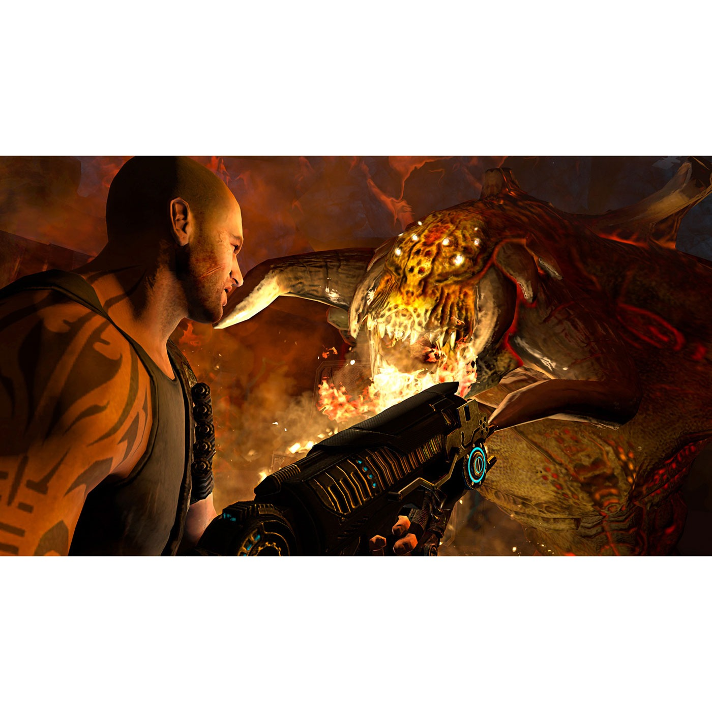 LDLC.com Red Faction Armaggeddon (PS3) Red Faction Armaggeddon (PS3)