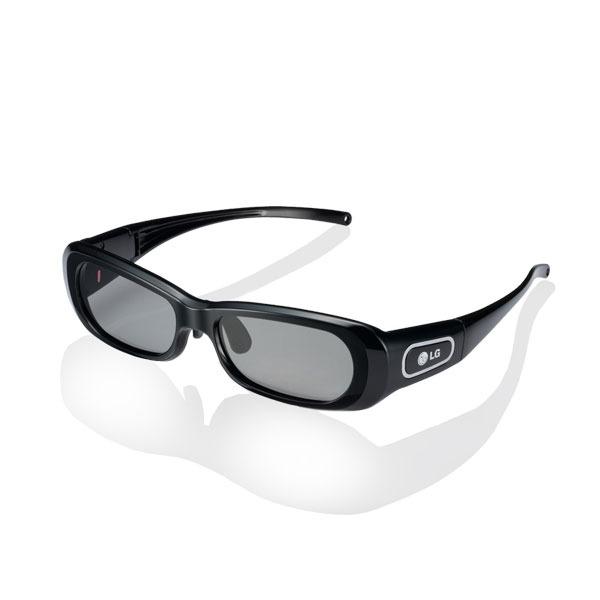 LDLC.com LG AG S250 Lunettes 3D Actives pour adulte LG AG S250 - Lunettes 3D Actives pour adulte (pour Téléviseurs LG compatibles)