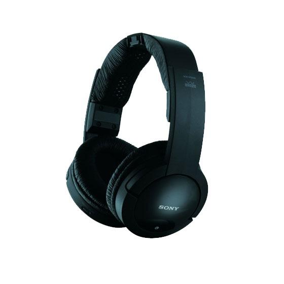 Casque Sony MDR-RF865RK Casque circum-auriculaire fermé sans fil
