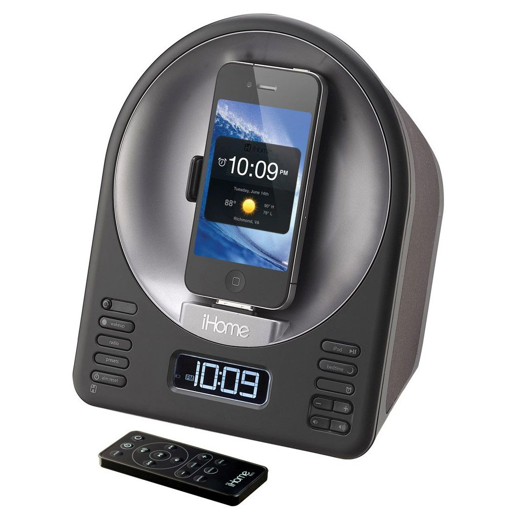 how to get am radio on ihome
