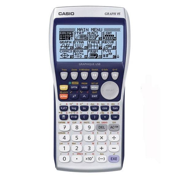 casio graph 95 sd calculatrice graphique calculatrice casio sur ldlc. Black Bedroom Furniture Sets. Home Design Ideas