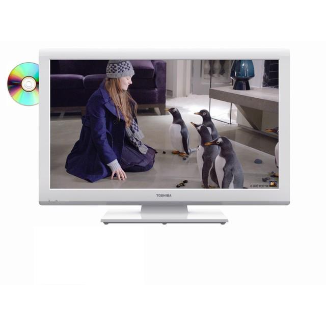 Toshiba 26dl934g blanc tv toshiba sur ldlc - Televiseur led blanc ...