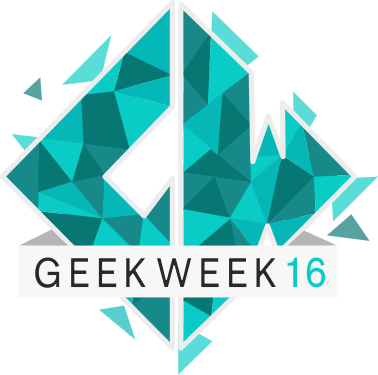 Logo Geek Week 2016
