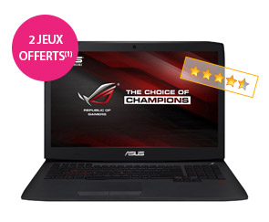 PC portable G751JT-T7016H