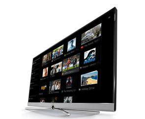 Téléviseur LED 4K Connect UHD 55