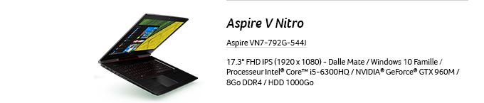 Aspire V Nitro