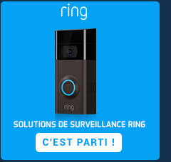 Solutions de surveillance Ring