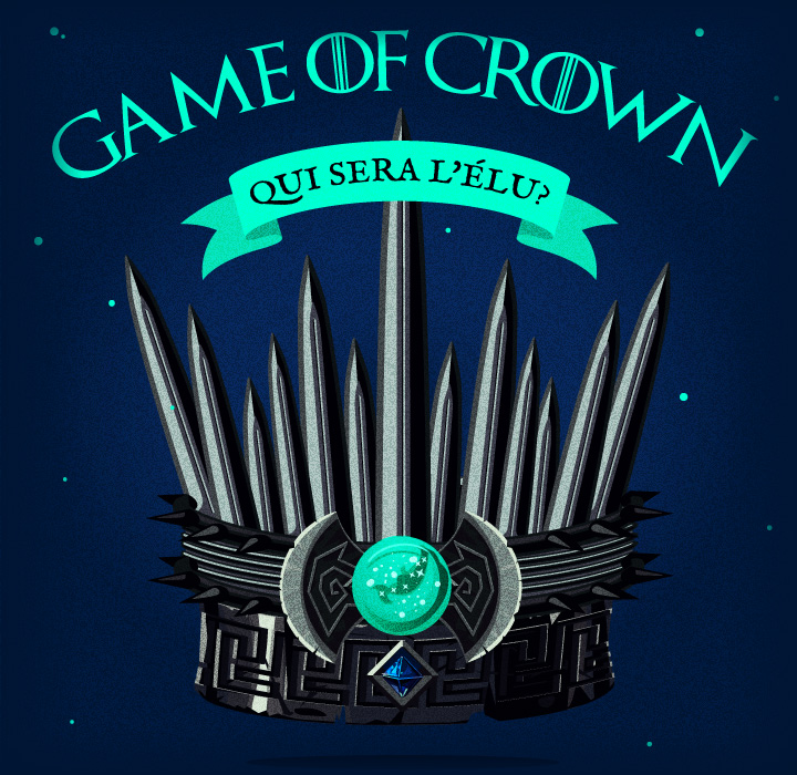Game of Crown - Qui sera l'élu?