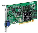 Achat Carte graphique ATI Radeon 32 Mo SDR TV-Out (version BULK)