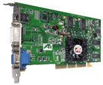Achat Carte graphique ATI Radeon 7500 64 Mo DDR Dual Display (version bulk)