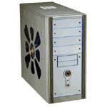 Achat Boîtier PC Enermax CS-3051L-S3A ATX 300W couleur ALU  Avec Neon