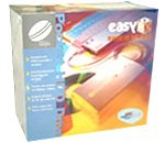 """Achat Lecteur graveur Ennyah Easy Box Alu Noir - Boîtier 2"""" 1/2 Externe USB2 (pour disque dur)"""