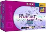 Achat Carte graphique Leadtek WinFast A280 LE TD MyVIVO 128 Mo